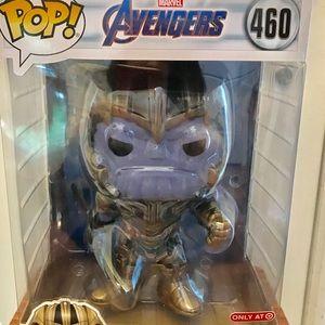 FunKo Pop Thanos Endgame 10in Target Exclusive